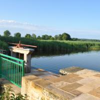 Moine de l'étang du Bas - RNR des étangs de Belval-en-Argonne